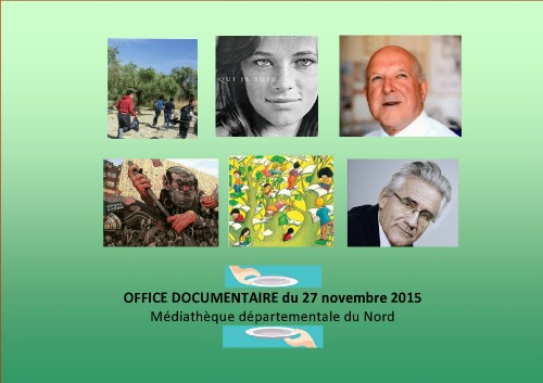 office documentaire Adulte novembre 2015-500
